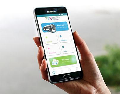 TBM App - UI/UX Redesign