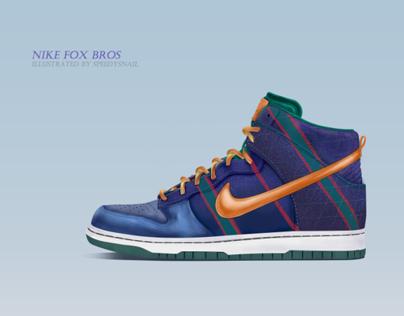 My Nike Fox Bros