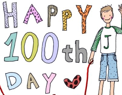 Illustration for our 100th anniversary