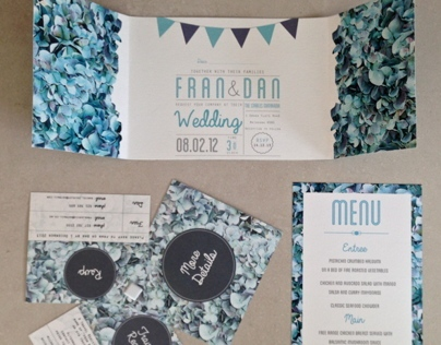 Fran & Dan's Wedding