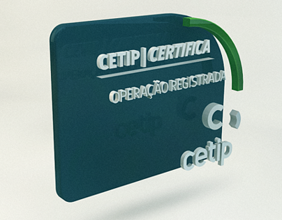 Selo Cetip Certifica