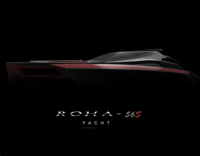 23m Sports Yacht Concept - Roha 56s