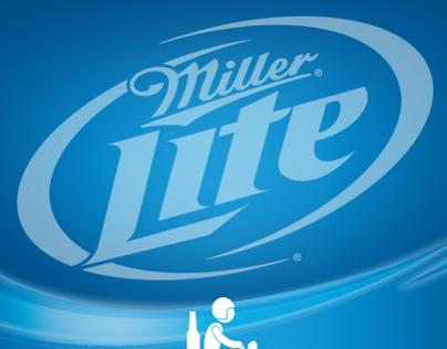 Banner Interactivo Miller Lite - ESPN
