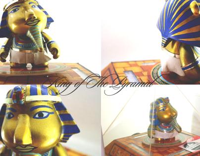 King of The Pyramid - Custom Munny