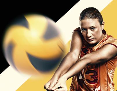 Galatasaray Volleyball / Neriman Özsoy
