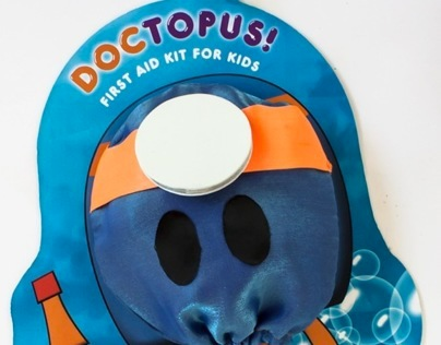 Doctopus - Childrens First Aid Kit