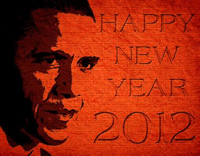 Greeting Cards - US President - Obama