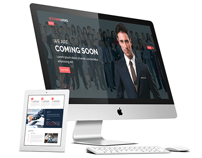 ComeLooks | MultiPurpose Business Website Template