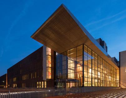 Meander Medical Centre  Architect: Atelier Pro