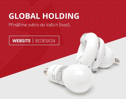 GLOBAL HOLDING
