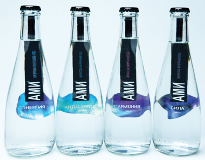 Arctic mineral water «АМI»