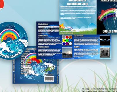 Cooler Calder CD Cover