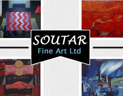 Soutar Fine Art Ltd WordPress Site Development