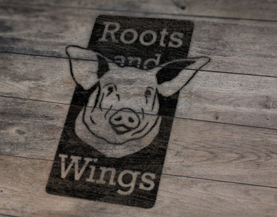 Roots and Wings Identity Redesign