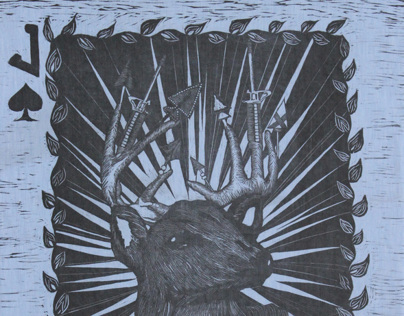 """""""Rack of Arms"""" 