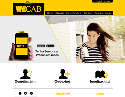 Layout - Taxi WECAB