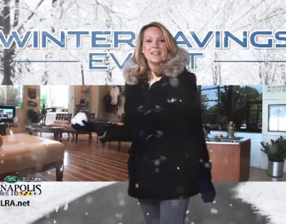 """Jaguar Land Rover Annapolis """"Winter"""" :30 TV"""