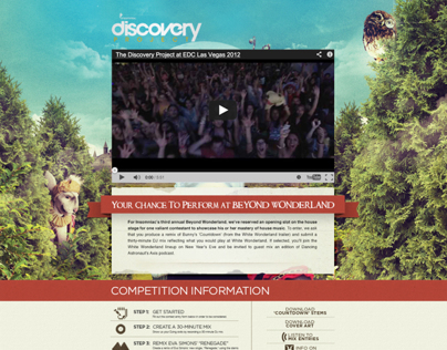 Insomniac Events  |  Discovery Project