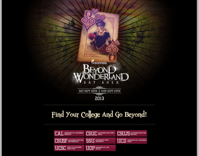 Insomniac Events  |  Beyond Wonderland