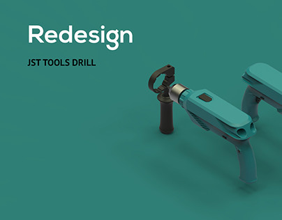 JST Tools Drill