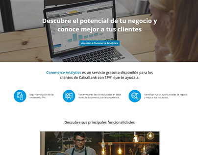 Campaña Commerce Analytics