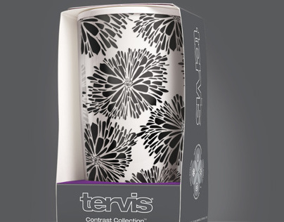 Tervis contrast collection packaging