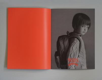 Herschel Supply Co Kids – Catalog & Postcards