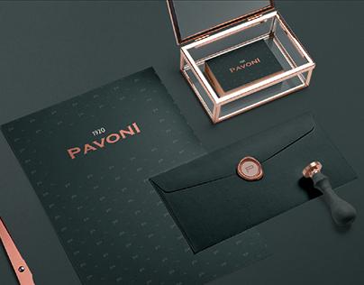 Pavoni - Identity Design