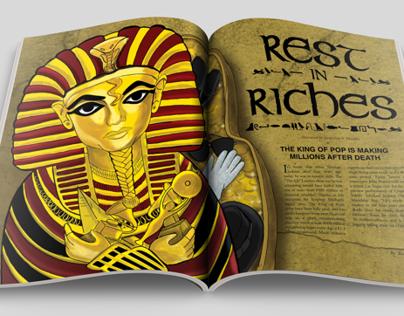Rest in Riches