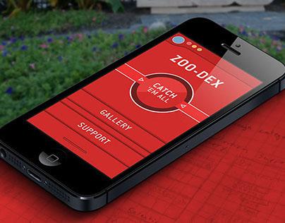 ZOO-DEX / Mobile App