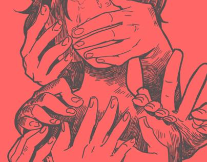 Vicious Circle short comic