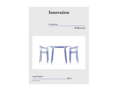 Herman Miller – Annual Report