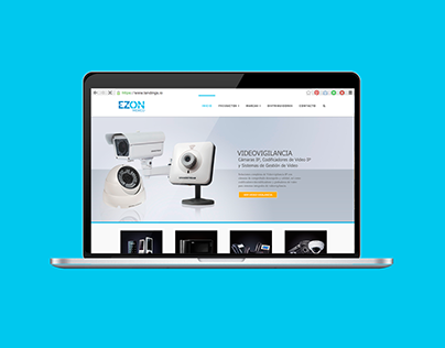 EZON México | Branding + Website + Catalog