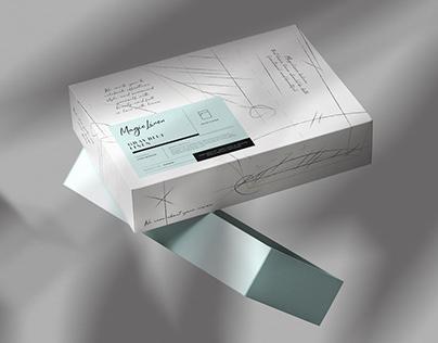 MagicLinen Branding & Packaging Design