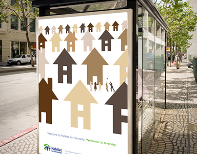 Design for Greater Good // Habitat for Humanity