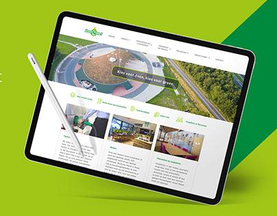 Website Green Planet