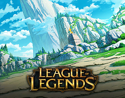 League of Legends - Visual Development / Cinematic