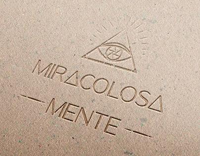 Diseño de Logo - Miracolosa Mente (cursos de video)
