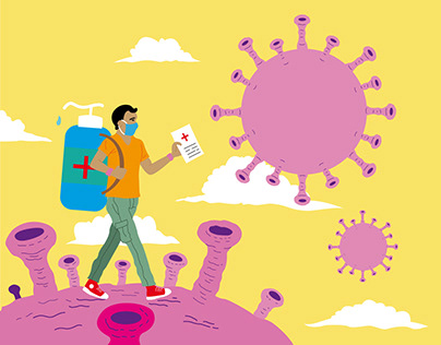 Travels with Coronavirus