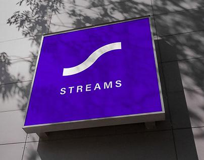 Streams - Brand Identity