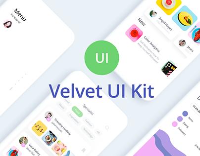 Velvet UI Kit