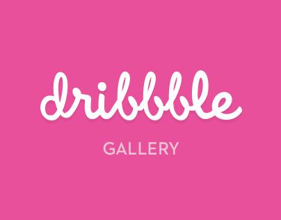 Dribbble - illustrations gallery