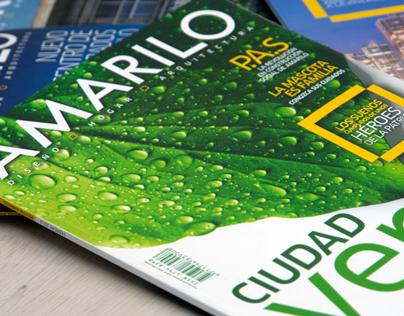 Revista Amarilo, Edición 35