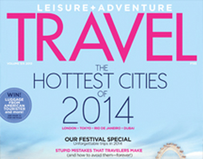 L+A TRAVEL: Hottest Cities of 2014