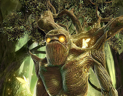 The Ancient Protector of the Forest