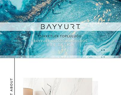 Bayyurt-Decozone-Decros Web Design
