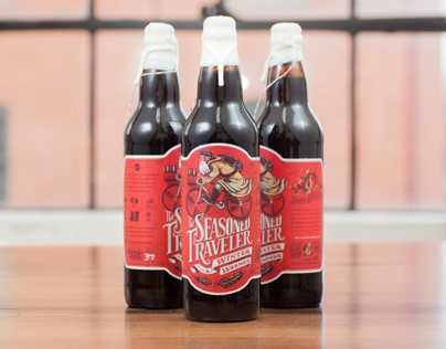 The Seasoned Traveler Ale