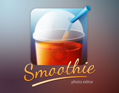 Smoothie photo editor