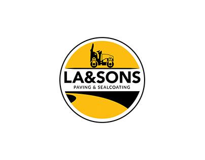 LA & SONS Paving & Sealcoating