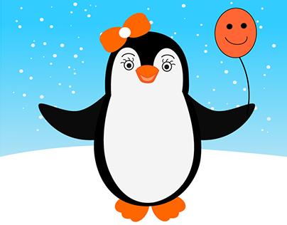 Polly de Pinguin Memory Game